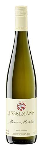 Anselmann Morio - Muskat Qualitätswein 2018 0,75 Liter
