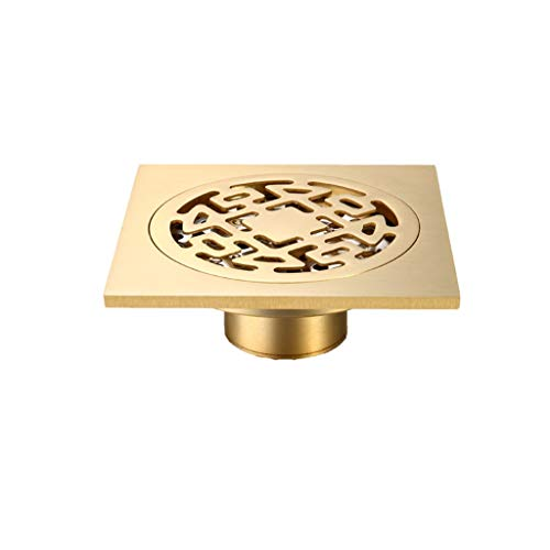 ZTHC Deodorant Vloerafvoer Badkamer Drain Hardware Fittings Pop-up Wasmachine Vloerafvoer Single Use Quad Water Drain Snelle Anti-overloop