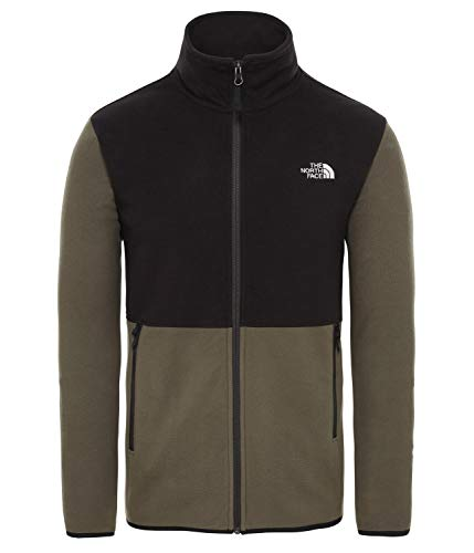 THE NORTH FACE TKA Glacier Fleece Full Zip Jacket Men - Fleecejacke