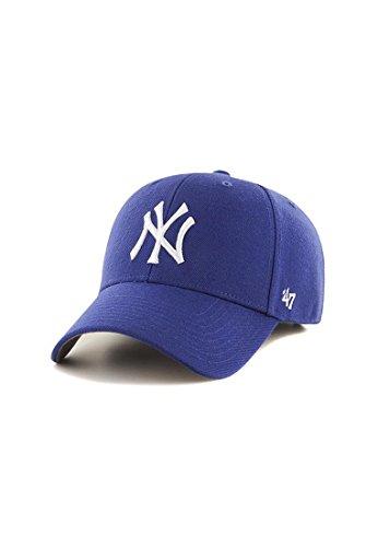 47 Brand NY Yankees MVP Youth Cap - Royal Blue