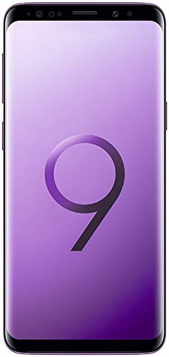 SAMSUNG Galaxy S9 64 GB, Single SIM, Android 8.0, Ultra Violet (Reacondicionado)