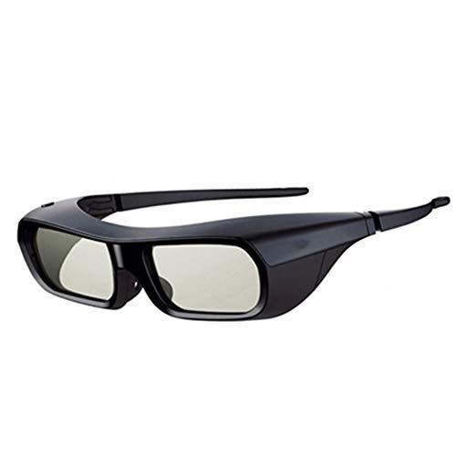 3D-Brille, aufladbare 3D-Brille TDG BR250B BRAVIA HX800 HX909 TV 2010-2012 Aktive Sutter 3D-Brille TDG-BR250 / B