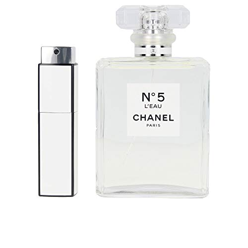 Chanel N⺠5 L'Eau Lote 2 Pz 200 g