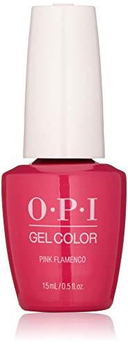 OPI GelColor Esmalte De Gel De Uñas Color Pink Flamenco
