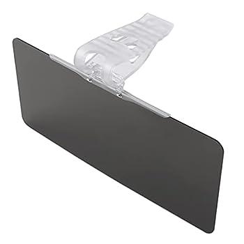 VaygWay Polarized Car Sun Visor – Car Sun Visor Extender - Extendable Auto Sun Shade Protector – Protects from Glare UV Rays – Universal Car Truck SUV Auto