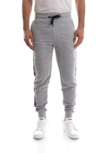 Tommy Hilfiger Herren Trainingshose Hwk, Grau (Grey Heather 004), Medium (Herstellergröße: MD)