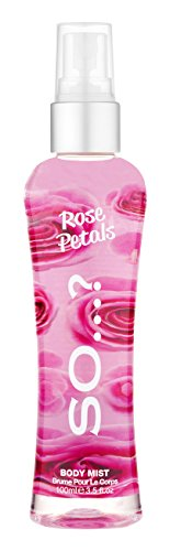 So Rose Petals Body Mist, 100 ml