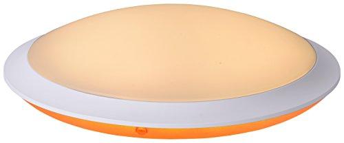 Lucide BONNY - Plafonnier - Ø 40 cm - LED - 1x18W 3000K - Blanc