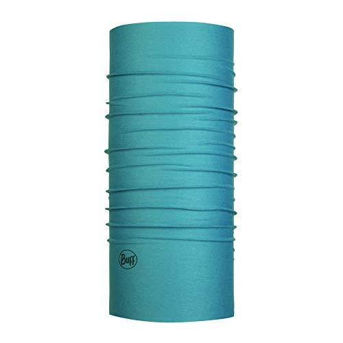 Buff Solid Tour de Cou Protection Solaire Mixte Adulte, Stone Blue, FR Fabricant : Taille Unique
