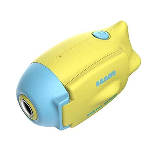 AZHom Submarinos Infantil cámara DV 2 Pulgadas de Pantalla LCD de 8 Millones de píxeles, la cámara de la cámara de Video Juegos Regalos de cumpleaños del bebé Juguetes Digitales (Color : Blue)