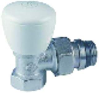 Giacomini - Grifería gas de radiador - Válvula escuadra R5TG 1/2