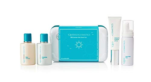 QMS Cosmetics Summer-Skin Travel Case Limited Edition