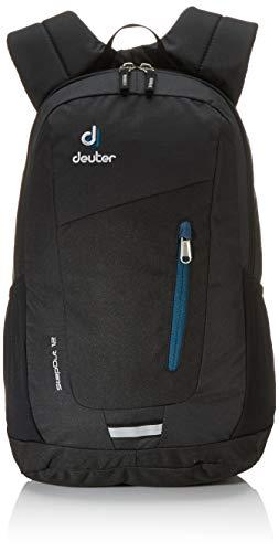 Deuter Unisex-Adult StepOut 12 Rucksack, Black, 41 x 24 x 14 cm, 12 L