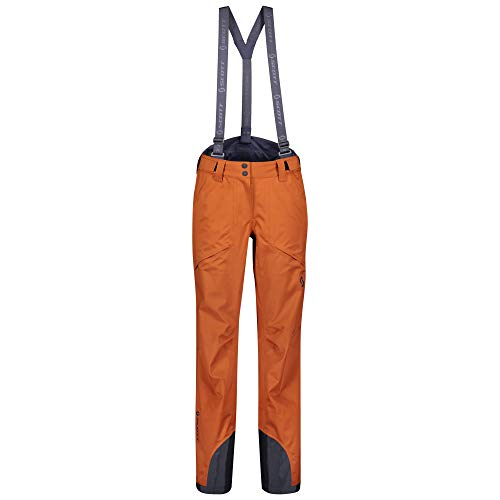Scott W Explorair 3L Pants Orange, Damen Dermizax™ Hose, Größe XS - Farbe Brown Clay