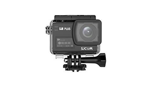 Sjcam sj8 Plus cámara Deportiva 4k nativa 30m, Pantalla táctil OLED, Action...