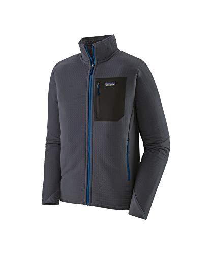 Patagonia M's R2 TechFace Jkt, Giacca Uomo, Blu (Smolder Blue), XL