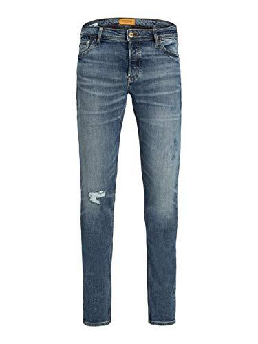 Preisvergleich Produktbild JACK & JONES Herren Jeans,  Blue Denim,  W30 / 34L