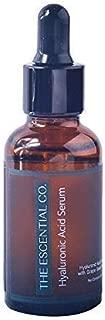 Suero (Sérum) de ácido hialurónico, Tratamiento Intensivo Hidratante, 30 ml, Cuidado de la piel antienvejecimiento – The Escential Co.