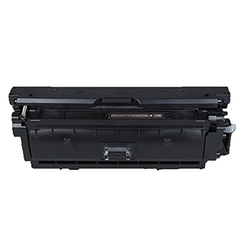 Para CANON CRG040 Reemplazo de cartucho de tóner para Canon LBP712CDN 712CX 710CX Impresora con chip Negro amarillo Cyan Magenta Administración Suministros de oficin black