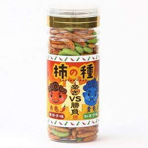 ハッピーカンパニー 柿の種 赤鬼・青鬼 110g