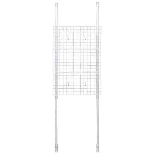 アイリスオーヤマ つっぱり棚 突っ張り棚 つっぱり棒 棚 伸縮棚 突っ張り 間仕切り 伸縮 幅70×奥行6×高さ200 ~ 270cm ホワイト 70
