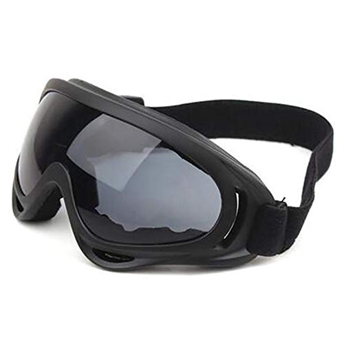 G-dux Safety Goggles Fog-Free, Anti Scratch and UV Protection Coated Lenses, Spectacles for Eye ProtectionA