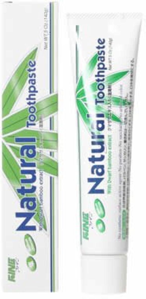 良性突っ込む封建ファイン(FINE) エパック 21 ニューナチュラル歯磨き 140g