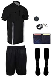 New! Pro Soccer Referee Package (7 Piece)