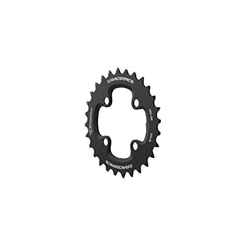 Race Face Turbine Chainring 104 BCD 11 Speed schwarz Ausführung 38T 2017 Kettenblatt