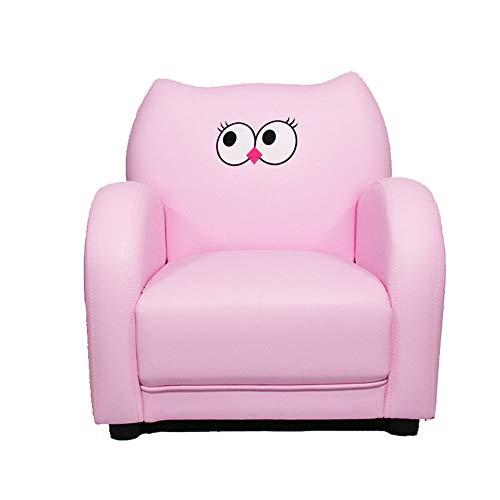 Aszhdfihas-sofa Mobili Imbottiti per la Camera dei Bambini Bambini Recliner Divano per Bambini Divano da Salotto Mobili per Soggiorno Pink Bird Sedia, Sacchi di Fagioli del Salone