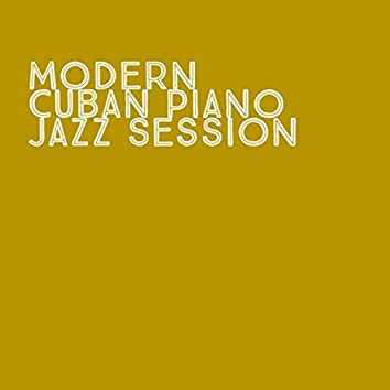 Modern Cuban Piano Jazz Session
