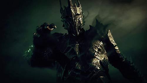 """Empire Interactive - Poster """"Ombra della guerra"""" """"Il Signore degli Anelli"""" Terra di Mezzo Sauron, 30,5 x 45,7 cm, multicolore"""