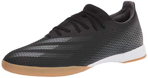 adidas mens X Ghosted.3 Indoor Soccer Shoe,...
