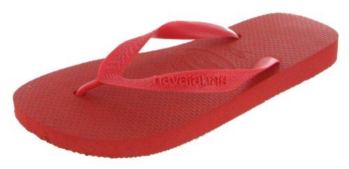 Havaianas Women#039s Top Flip Flop SandalRuby Red39/40 BR 910 M US Women#039s / 78 M US Men#039s