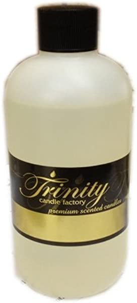 Trinity Candle Factory Creme Brulee Reed Diffuser Oil Refill 8 Oz