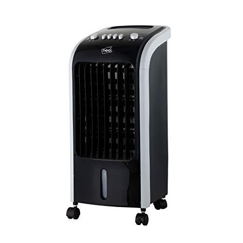 Neo Oszillierender tragbarer Ventilator, 4 Liter, 80 W