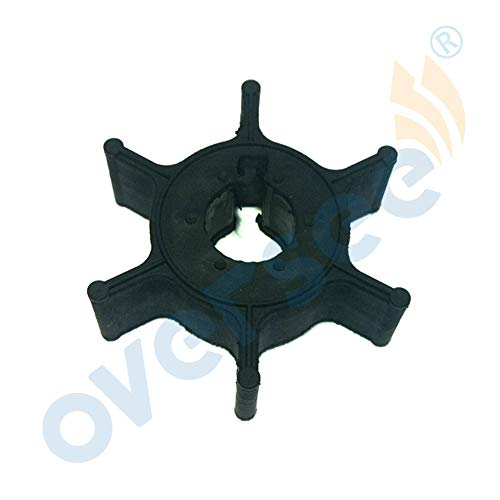 Joyfulstore- 662-44352-00 Impeller for Yamaha 6B 8B 8Hp 6Hp Outboard Engine Parts Boat Motor Aftermarket Parts