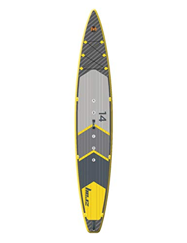Zray Z-Ray SUP Rapid Dual 14', Stand Up Paddle Board Unisex, Multicolor