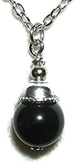 black obsidian protection