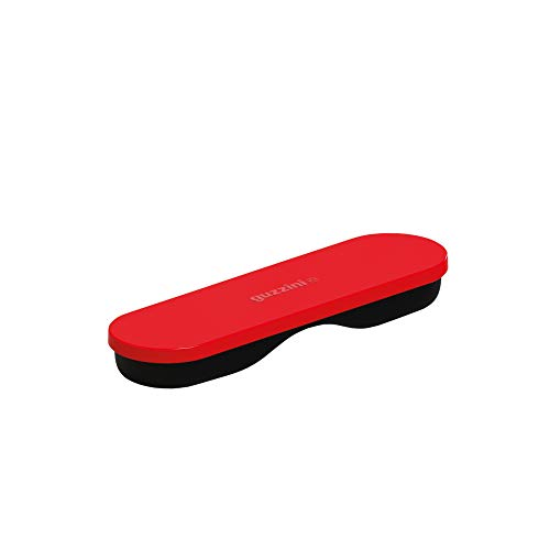 Guzzini On The Go Couverts de voyage Rouge 19 x 5,5 x 2 cm