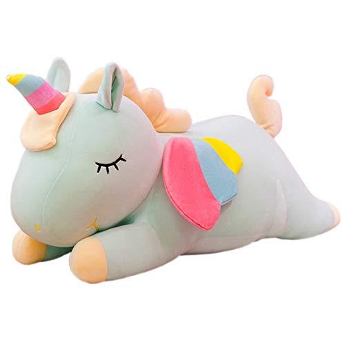 Boosns Juguete Peluche de Unicornio Caricatura de Unicornio