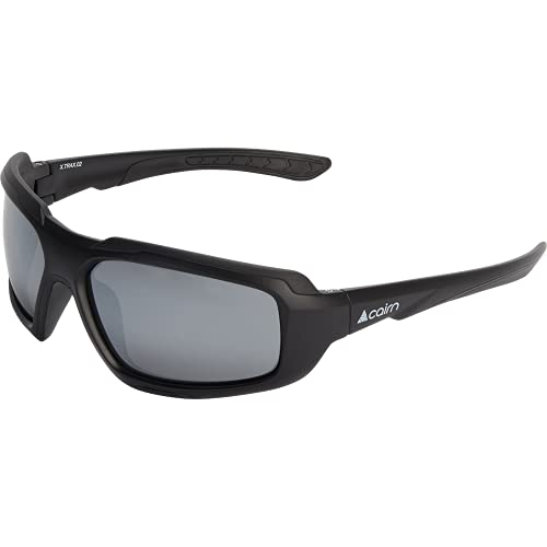 Cairn Trax Mountain - Gafas de Sol, Mat Black, Talla única
