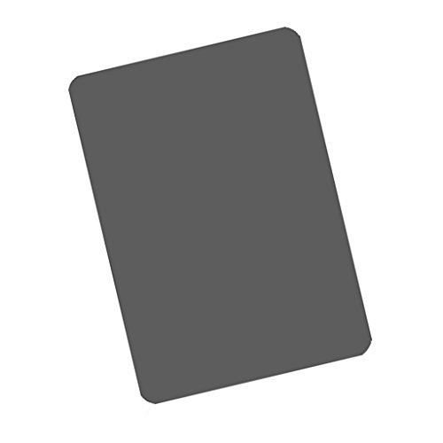 MagiDeal ZOMEI 150x100mm Neutraldichtefilter Viereck Graufilter für Cokin Z-Pro - Grau ND4