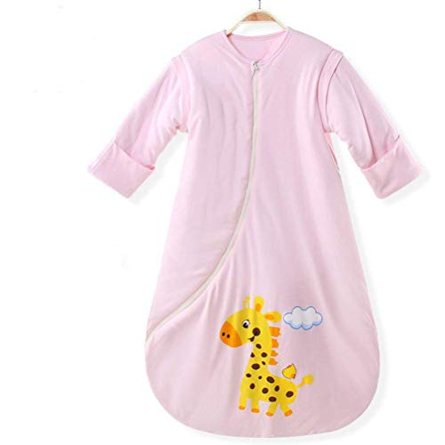 FC Fancy Baby - Saco dormir algodón bebé manga larga