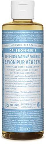 Dr. Bronner's Savon liquide Neutre 240 ml
