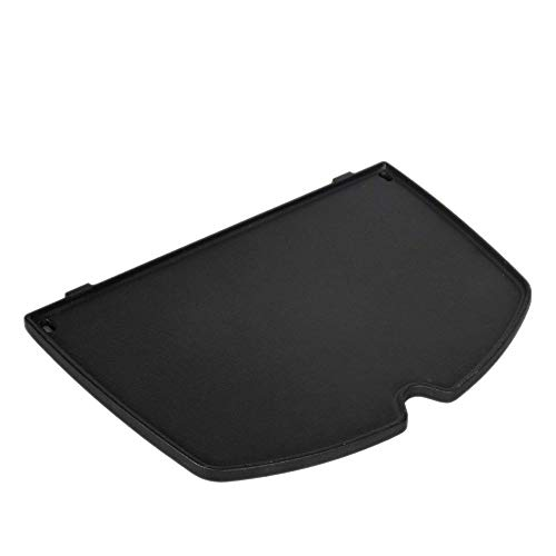 JEASOM Cast Iron Griddle for Weber 6559 Q2000...
