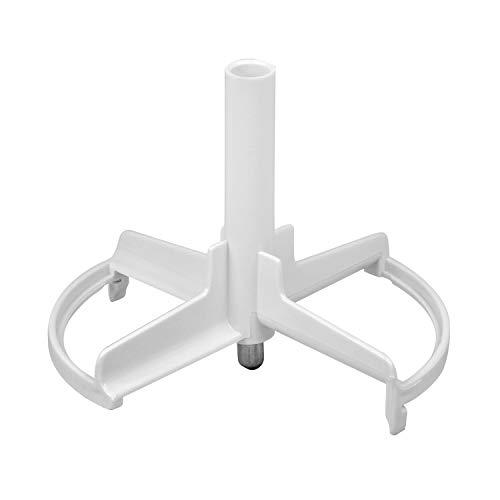 Scheibenträger Ersatzscheibe Flügelrad Reibescheibe für Küchenmaschinen wie Braun 67002059