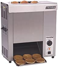 A.J. Antunes Roundup Commercial Toaster Vertical Contact 50 Second Pass-Through Time Vct-50/9200600