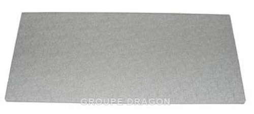 FAURE - CLAYETTE EN VERRE DE BAC A LEGUMES 310 x 479 POUR REFRIGERATEUR FAURE
