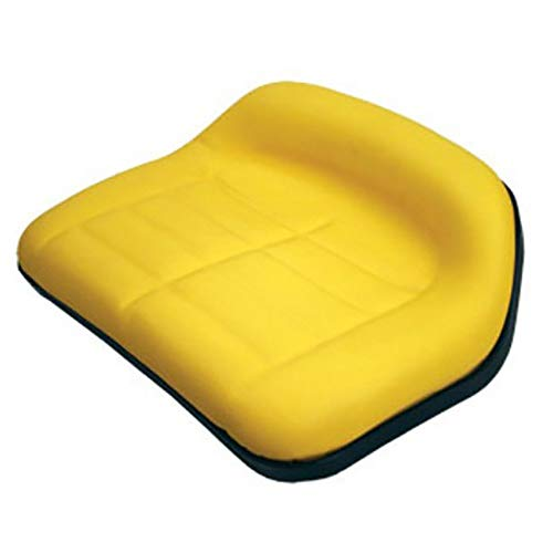 Universal Ride On Tractor Seat Yellow Dumper Mower Replacement Part Accessories